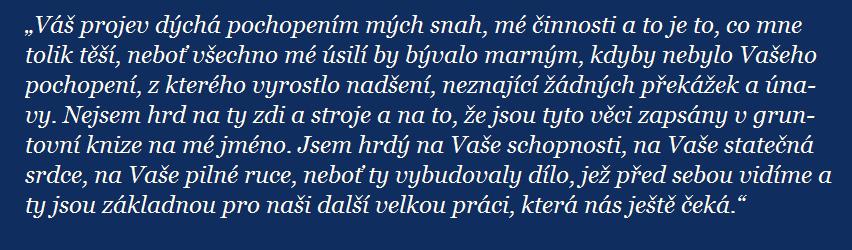 Tomáš Baťa - citát